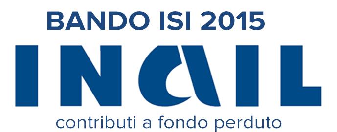 Inail Bando ISI 2015. Possibilità di ricevere contributi al 65%